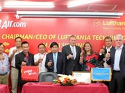 VietJet works with Lufthansa