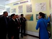 Exhibition highlights Vietnam's sea, island sovereignty