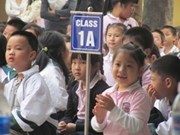 Localities usher in new academic year