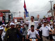 Cambodian opposition permitted to hold rally