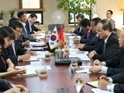 Deputy PM on key trip to RoK