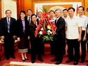 Laos congratulates Vietnam's 68th National Day