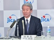 JICA: Japan supports VN development