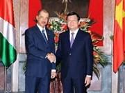 Vietnam, Seychelles issue joint statement