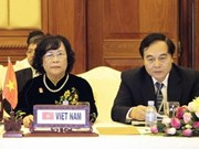 ASEAN ministers meet on social welfare
