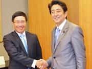 Vietnam, Japan consolidate bilateral ties