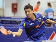 Vietnamese grab table tennis medals