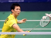 Vietnamese badminton player claims bronze in Japan