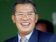 Hun Sen appointed as Cambodian PM