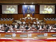 Hun Sen's Cabinet gets parliamentary approval