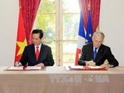 Vietnam, France issue Joint Statement