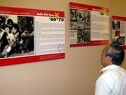Photo exhibition spotlights Vietnam-Italy solidarity