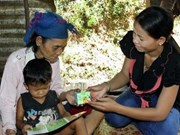ADB-funded project improves health of ethnic, migrant children
