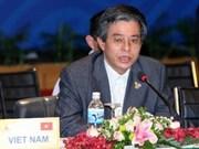 Vietnam calls for peace in regional waters