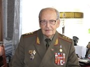 Russian General remembers General Vo Nguyen Giap