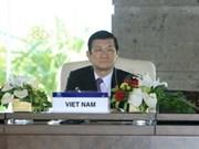 APEC summit opens in Indonesia