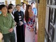 Photo exhibition praises Vietnamese women in war