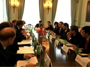 Vietnam, UK hold third strategic dialogue