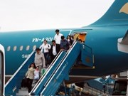 Singapore paper: Vietnam's aviation industry takes off