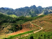 Water supply facilities built in Dong Van Karst Plateau