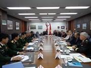 Vietnam, Canada strengthen defence link