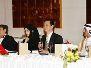 Vietnam values ties with Middle East, North Africa