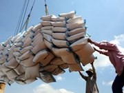 Tien Giang ships 160,000 tonnes of rice abroad