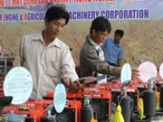 Int'l agriculture fair opens in Can Tho