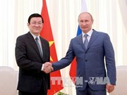 Ambassador: Putin's Vietnam visit to step up ties