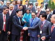 President welcomes AFAA delegation
