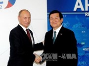 Russia-VN: Together to new cooperation goals