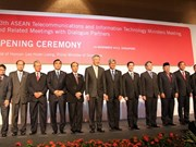 ASEAN Telecom Ministers meet in Singapore