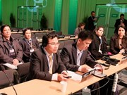 Vietnam active at UN climate change conference