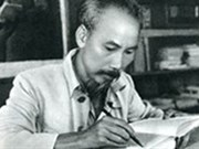Poetry of Ho Chi Minh evoked through RoK calligraphy
