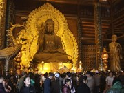 New Bai Dinh pagoda reveals Ninh Binh's soul