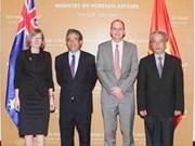 Vietnam, Australia agree to boost defence ties