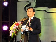 President hails national solidarity at ethnic culture week