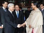 Vietnam treasures ties with India