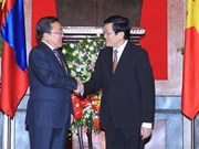 Vietnam, Mongolia vow to work harder to boost ties