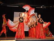 Vietnam students in Italy hold annual festival