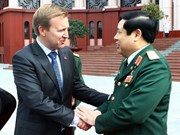 Vietnam, New Zealand enhance defence cooperation
