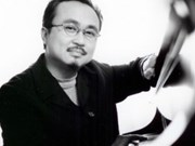 Eminent pianist Son plays concert in HCM City