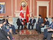 Deputy PM visits Canada to seek stronger cooperation