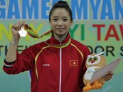 Wushu artist brings first SEA Games gold to Vietnam