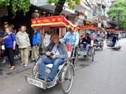 Hanoi welcomes 2.5 million foreign tourists in 2013