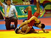 Wrestlers bag four golds at SEA Games