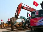 Japan continues aiding Hanoi's urban railway project