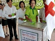 Fund raised for Philippine victims of typhoon Haiyan