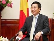 Deputy PM: 2013 marks a milestone in Vietnam-US ties