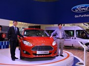 Carmakers expect high sales near Tet